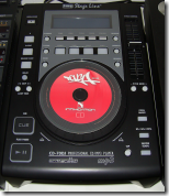 CD-70DJ Touch DVS