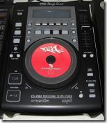CD-70DJ Touch DVS