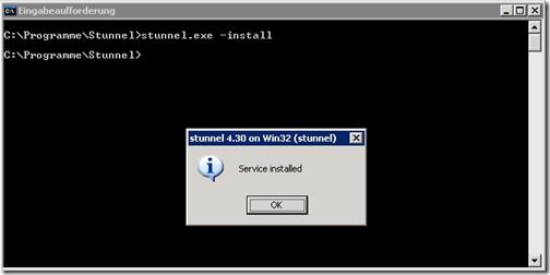 stunnel.exe -install