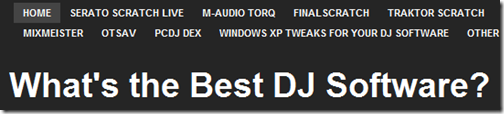 What's the Best DJ Software?