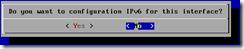 FreeNAS - IPv6