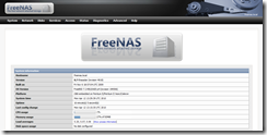 FreeNAS System