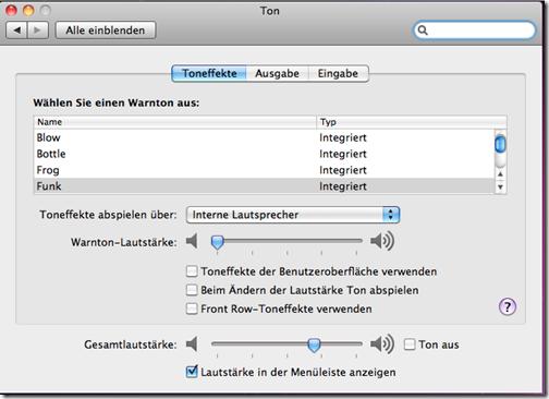 Mac OS X Ton