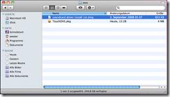 Touch DVS Setup Mac