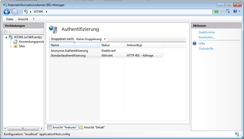 Windows: VirtualBox & phpVirtualBox – Erste überarbeitete Fassung ...