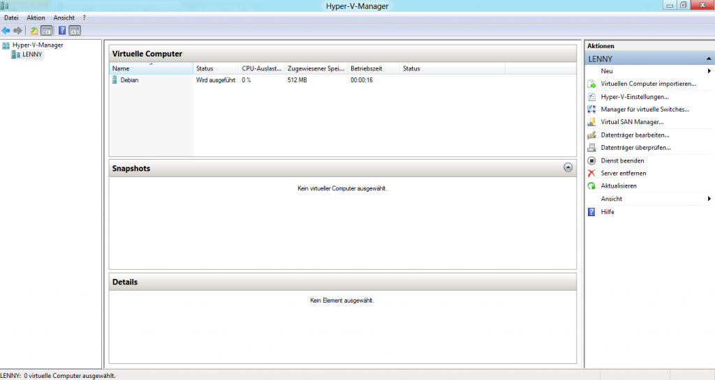 windows hyper v server 2012 installation guide