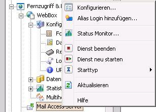 Tobit David.fx 11 - IMAP-Zugriff auf Archive konfigurieren