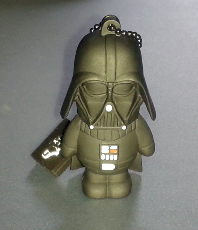 BackupAssist - Darth Vader USB-Stick