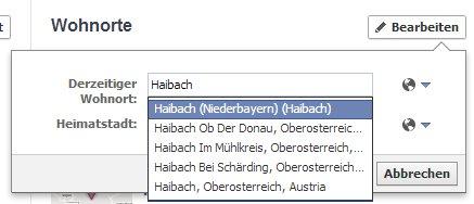 Facebook - Kein Haibach (Unterfranken)