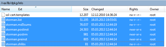 Adaptec maxView-Fehler auf Proxmox VE