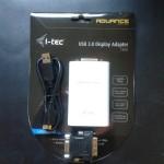 i-tec USB 3.0 Display Adapter Advance TRIO