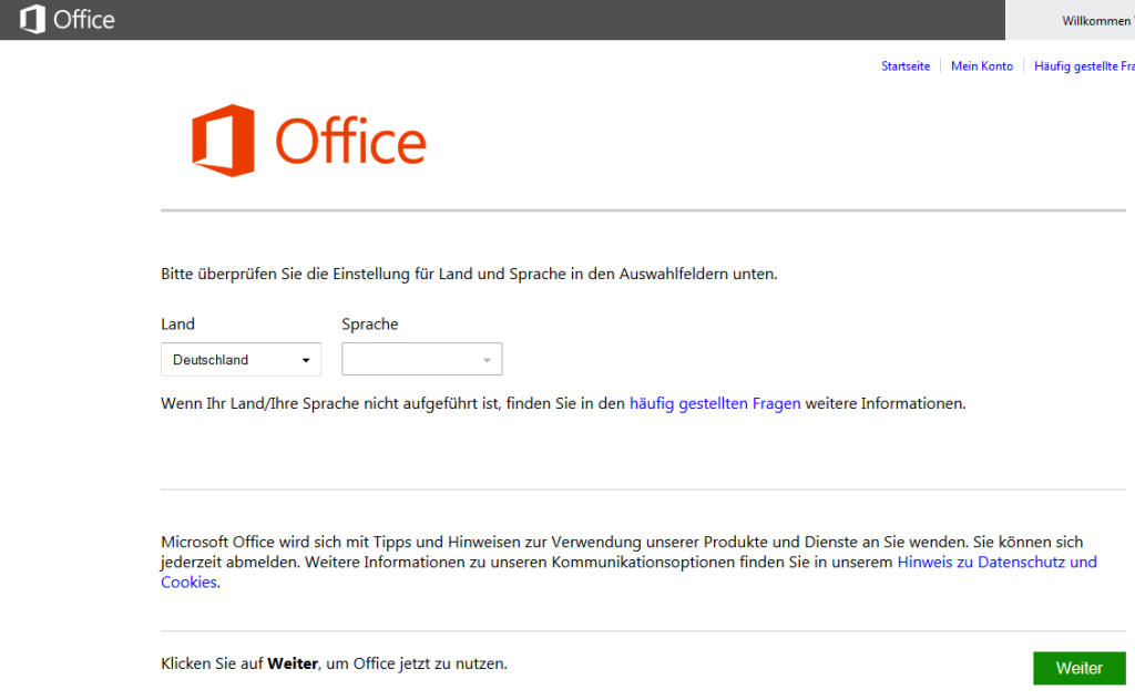 Office 2013 - Download-Problem mit Mozilla Firefox