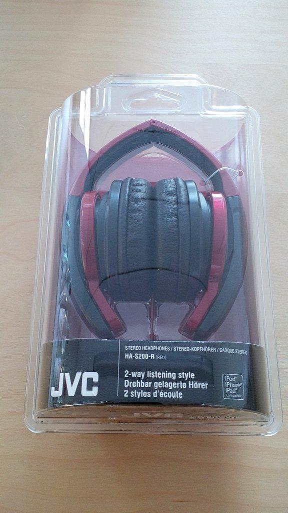 JVC HA-S200 boxed