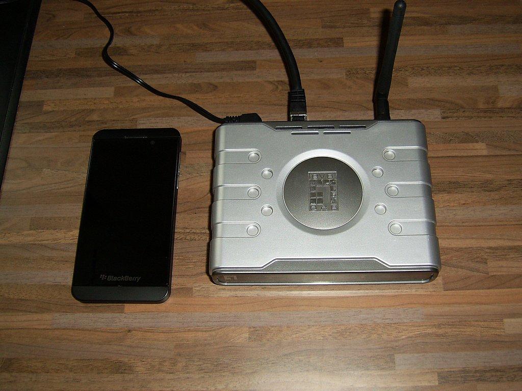 DIY UMTS-Fallback mit Smartphone und WLAN-Client
