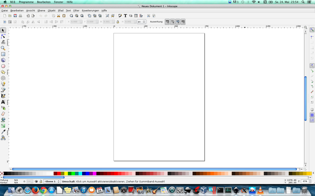 Inkscape on Mac