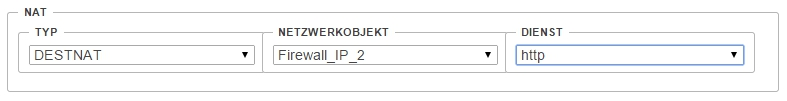 Securepoint UTM - Public Subnet
