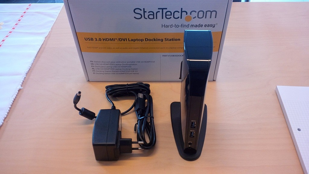 StarTech USB 3.0 Docking-Station