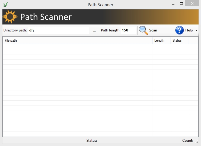 Path Scanner