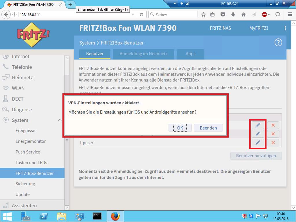 how to get ip of vpn server