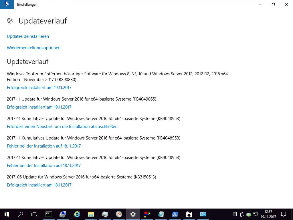 Windows Server 2016: Langwierige Updates – Andy's Blog