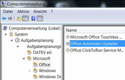 Ms Office Klick Und Los Updates Manuell Starten Andy S Blog